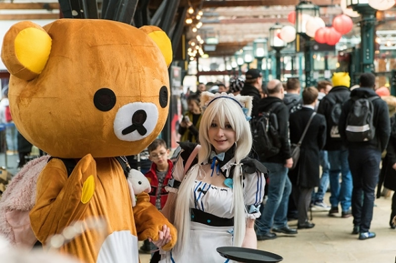 Hyper Japan is a Haven for Cosplayers & Costume Makers
