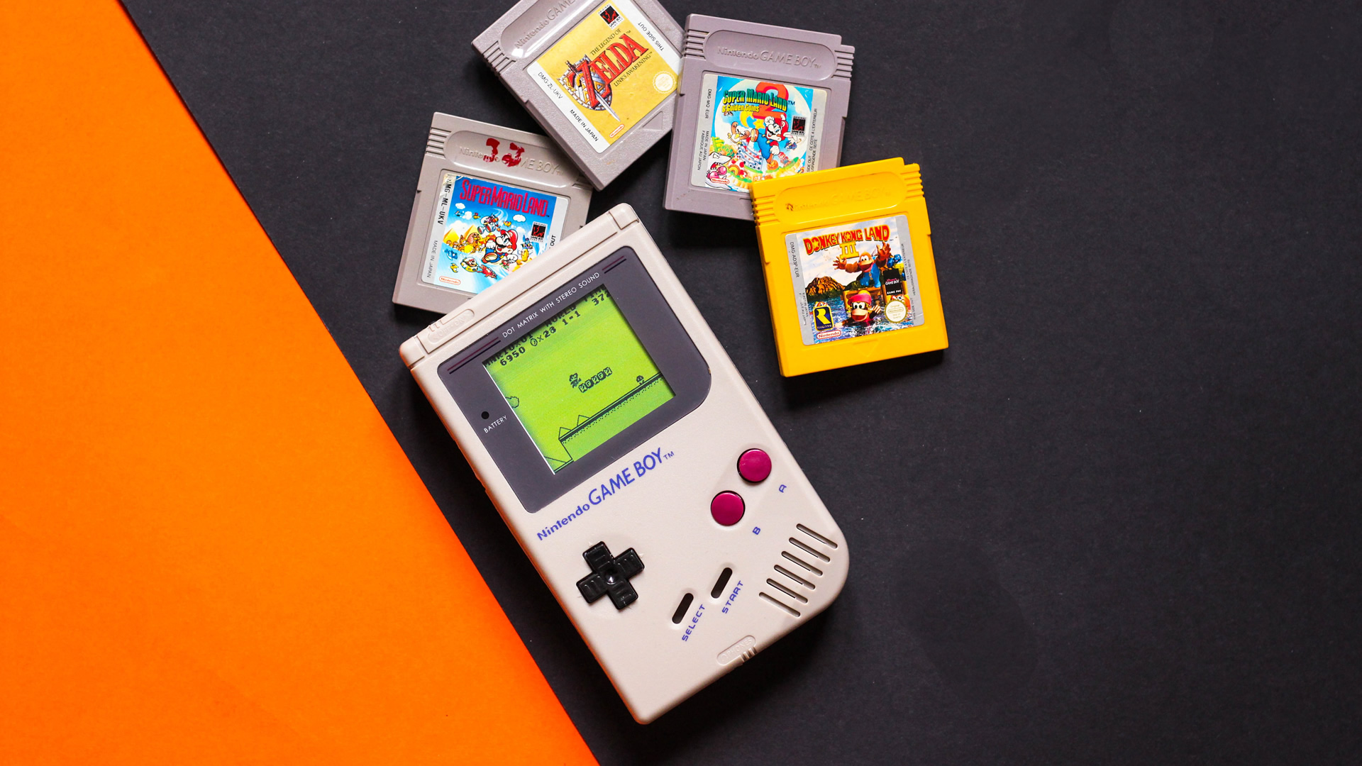 Game Boy Turns 30 – A History of the Game Boy