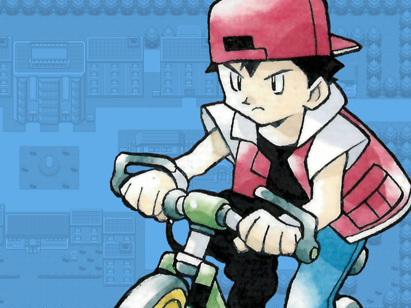 Get Places Fast with Pokémon's Iconic Bicycle