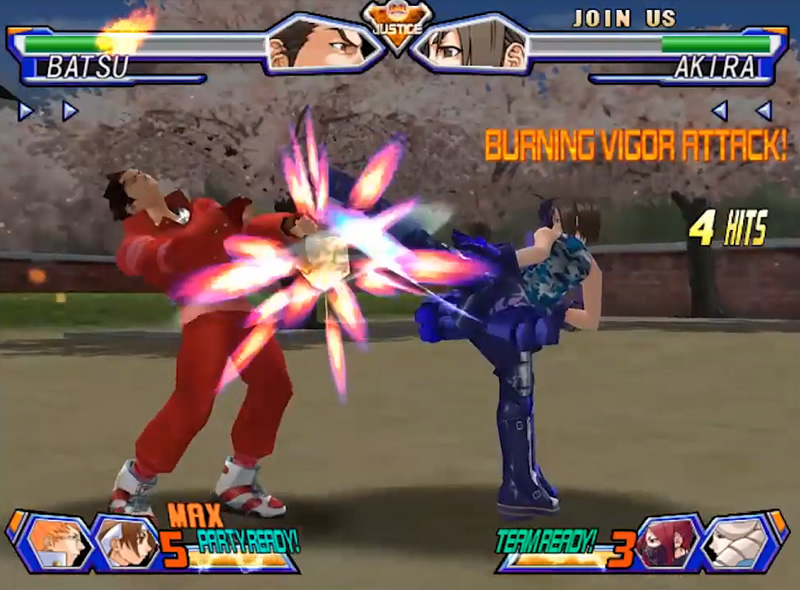 Project Justice is one of our best Dreamcast games