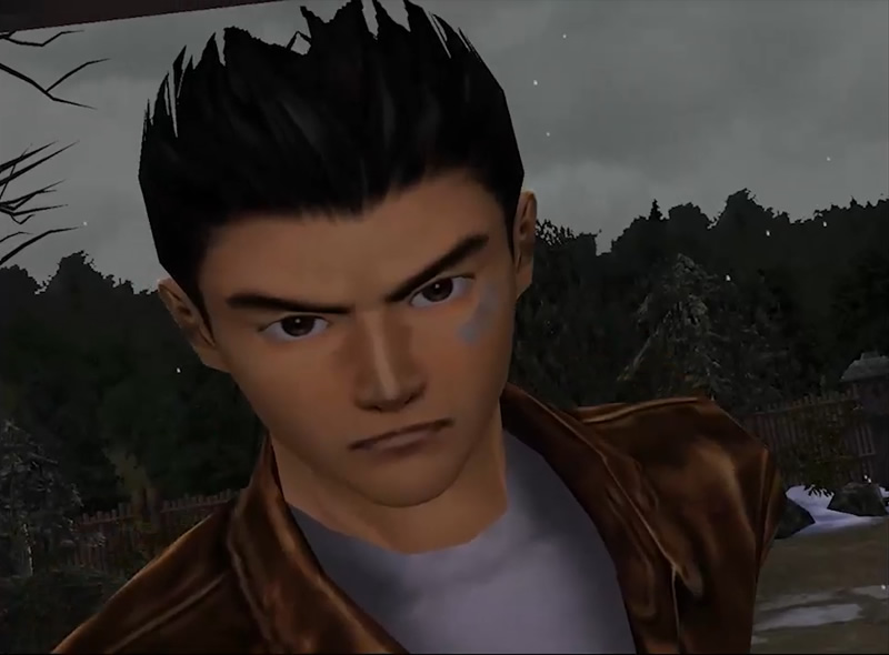 Shenmue is one of the Best Dreamcast Games