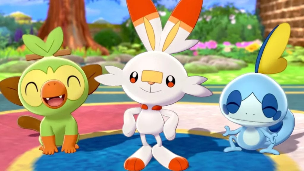 QUIZ: What Pokémon Sword & Shield Galar Starter are You?