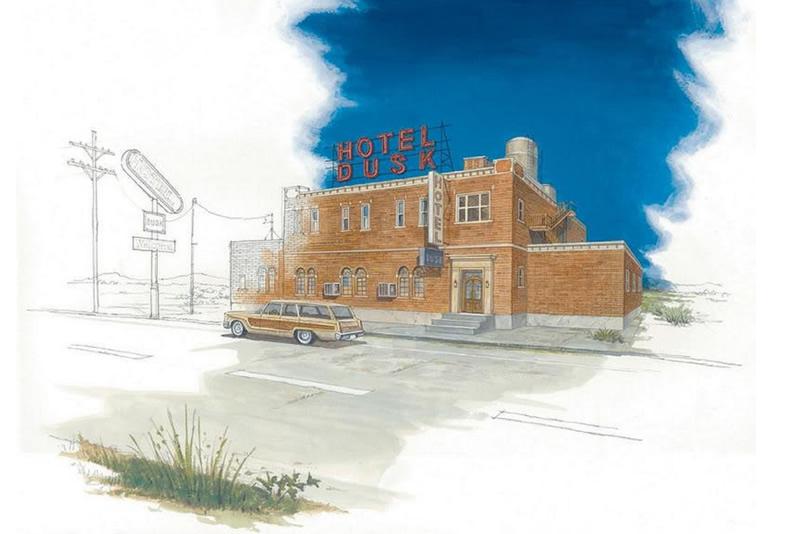 Hotel Dusk