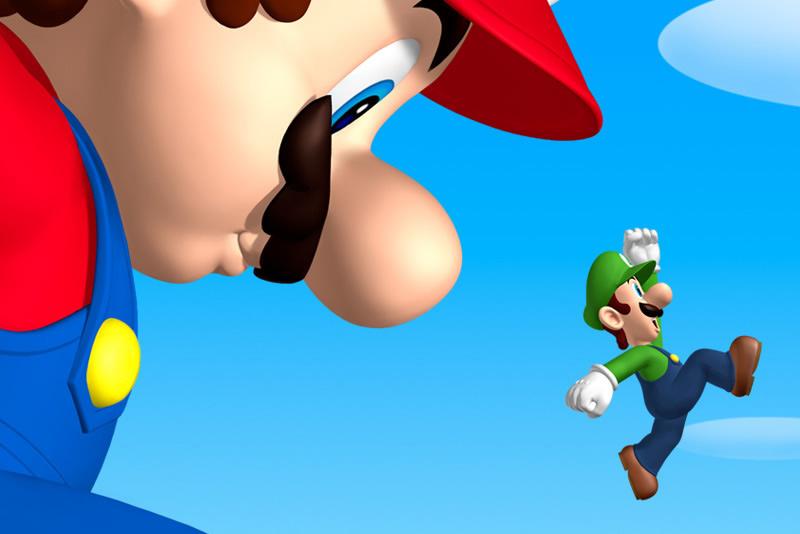 New Super Mario Bros - Best DS Game