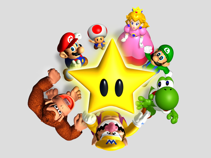 Big Video Game Anniversaries of 2020 List - Mario Party
