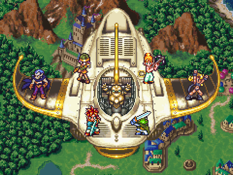 Big Video Game Anniversaries of 2020 List - Chrono Trigger