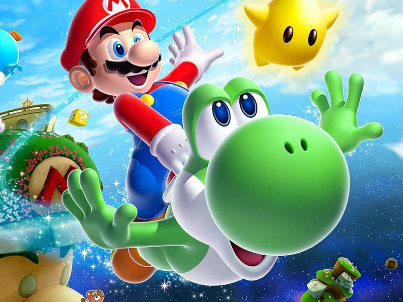 Big Video Game Anniversaries of 2020 List - Super Mario Galaxy 2