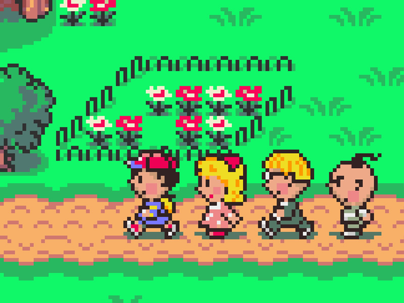 Big Video Game Anniversaries of 2020 List - Earthbound / Mother 2