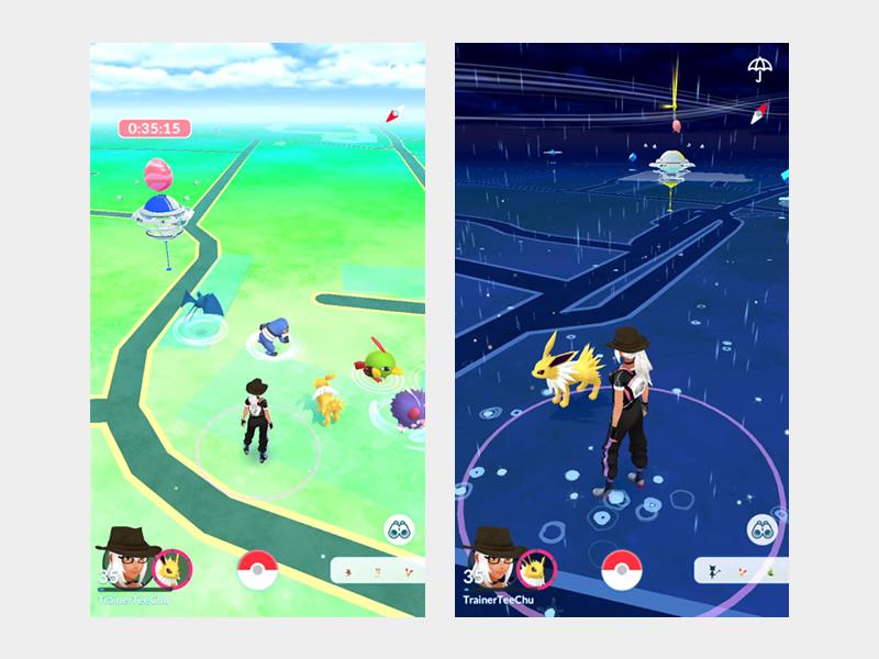 The Pokémon GO Buddy System