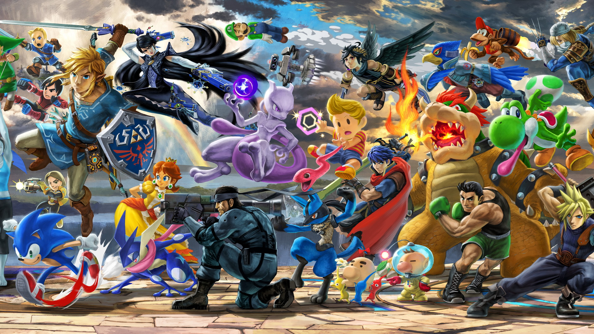 Smash Bros. Ultimate – One Amazing Year of DLC, Records & More