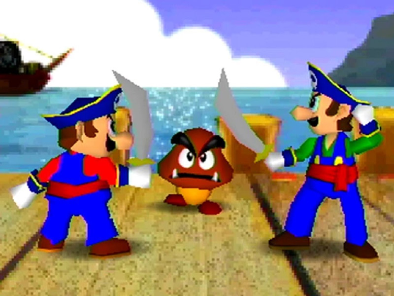 Story time endings made Mario Party 2 iconic