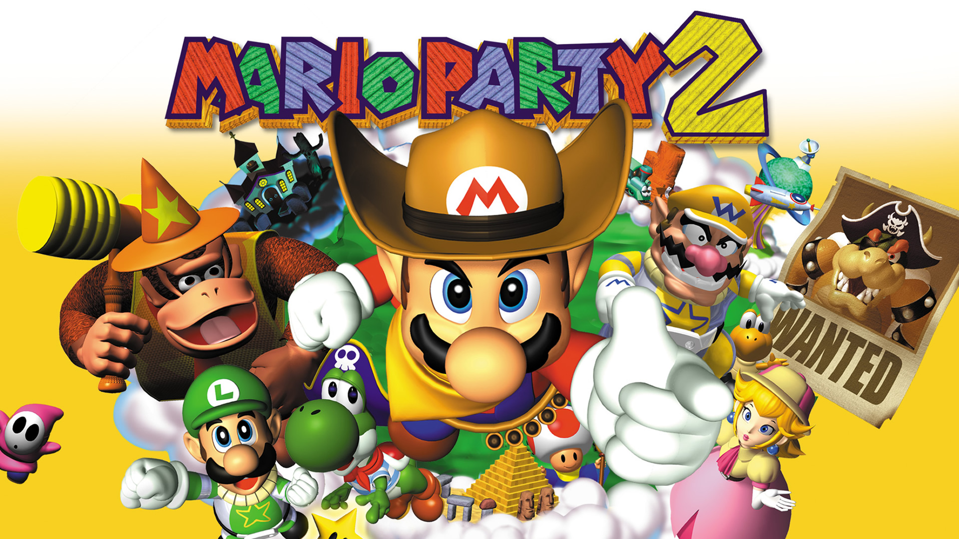 Why Mario Party 2 Was So Iconic
