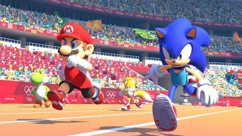 A speedy future for Sonic the Hedgehog