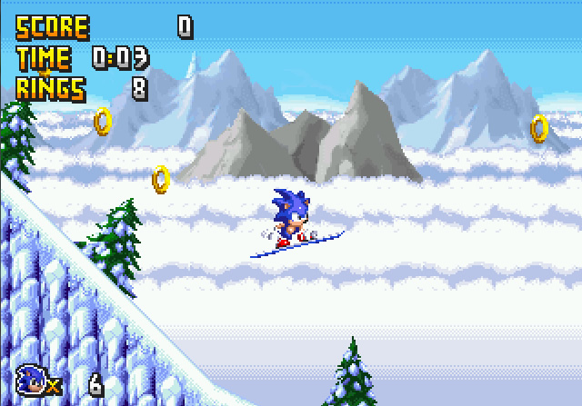 Incredible Sonic Fan Games and Mods