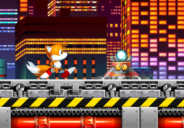Download Sonic 2D in HD