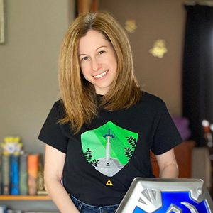 Shield ready, it's time to explore Hyrule with the legendary @pausemygame