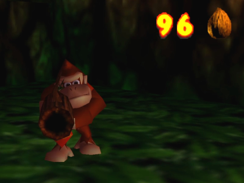 Best Rare Games - Donkey Kong 64