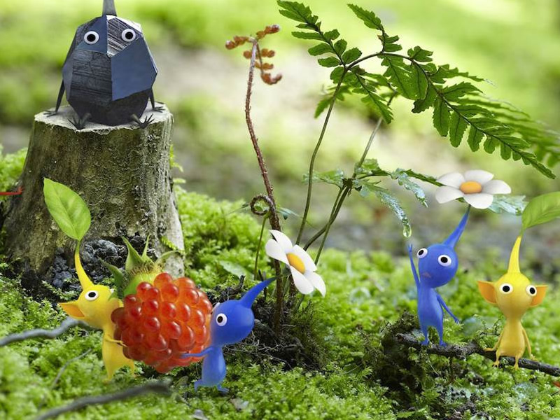 The Pikmin series turns 20
