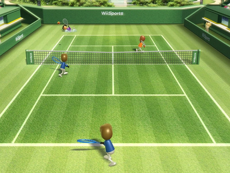 2021 gaming anniversaries - Mario Tennis
