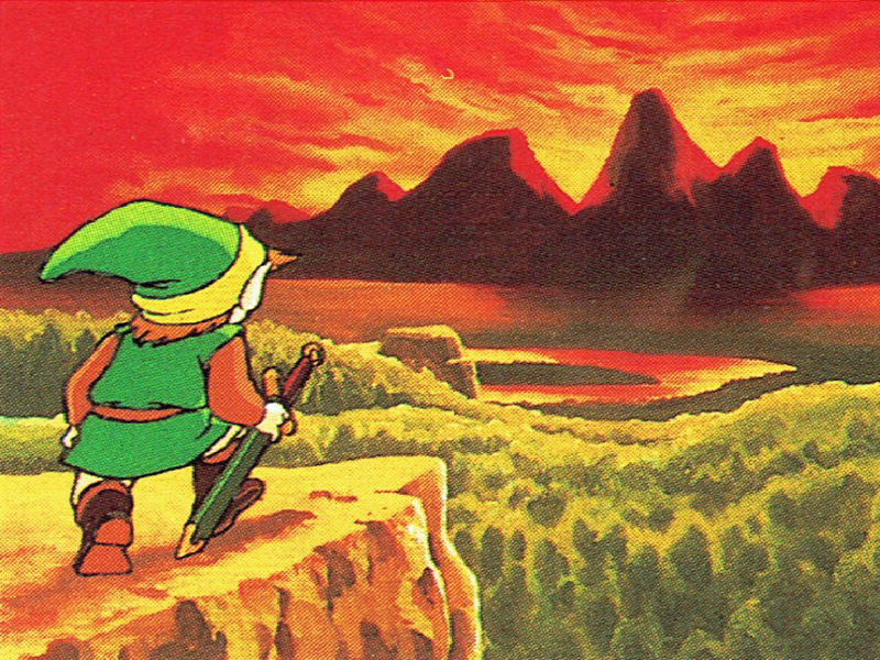 The Legend of Zelda turns 35 this year!