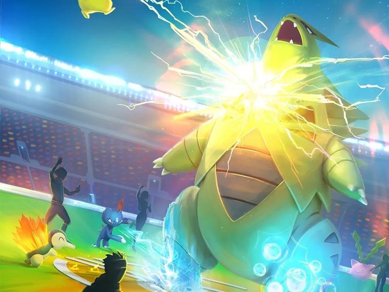 Let's Go, Pokemon Go!