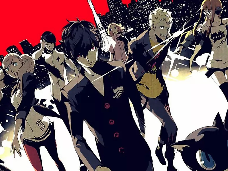 Persona 5 turns 5 in 2021