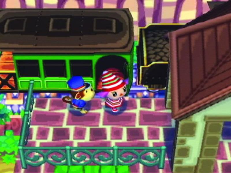 The original Animal Crossing on GameCube - Animal Crossing History