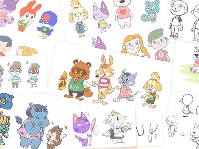 Hello, Animal Crossing villagers! Animal Crossing history