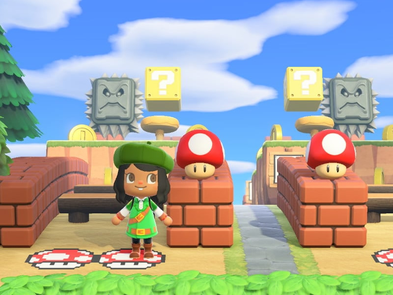 Get ready to race in Animal Crossing!