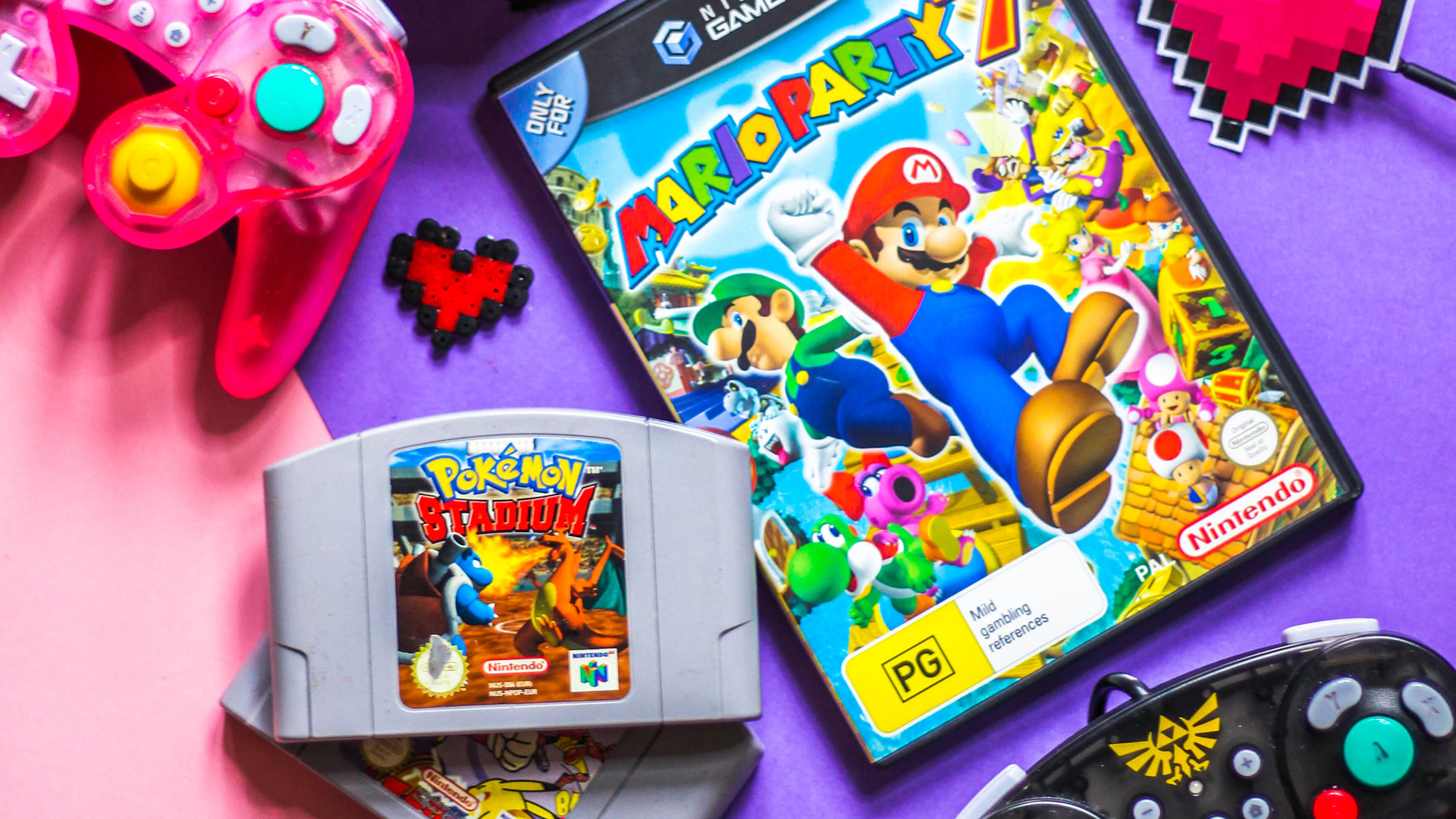 The Best co-op Nintendo Games to Play