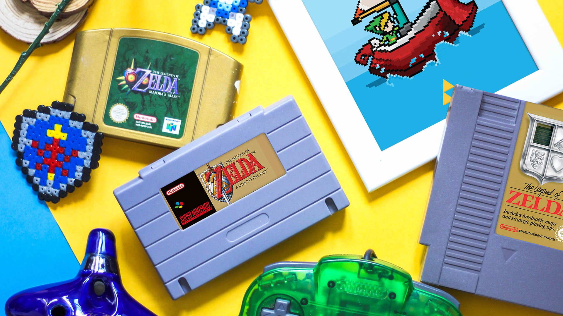 The Evolution of the Legend of Zelda Art Style