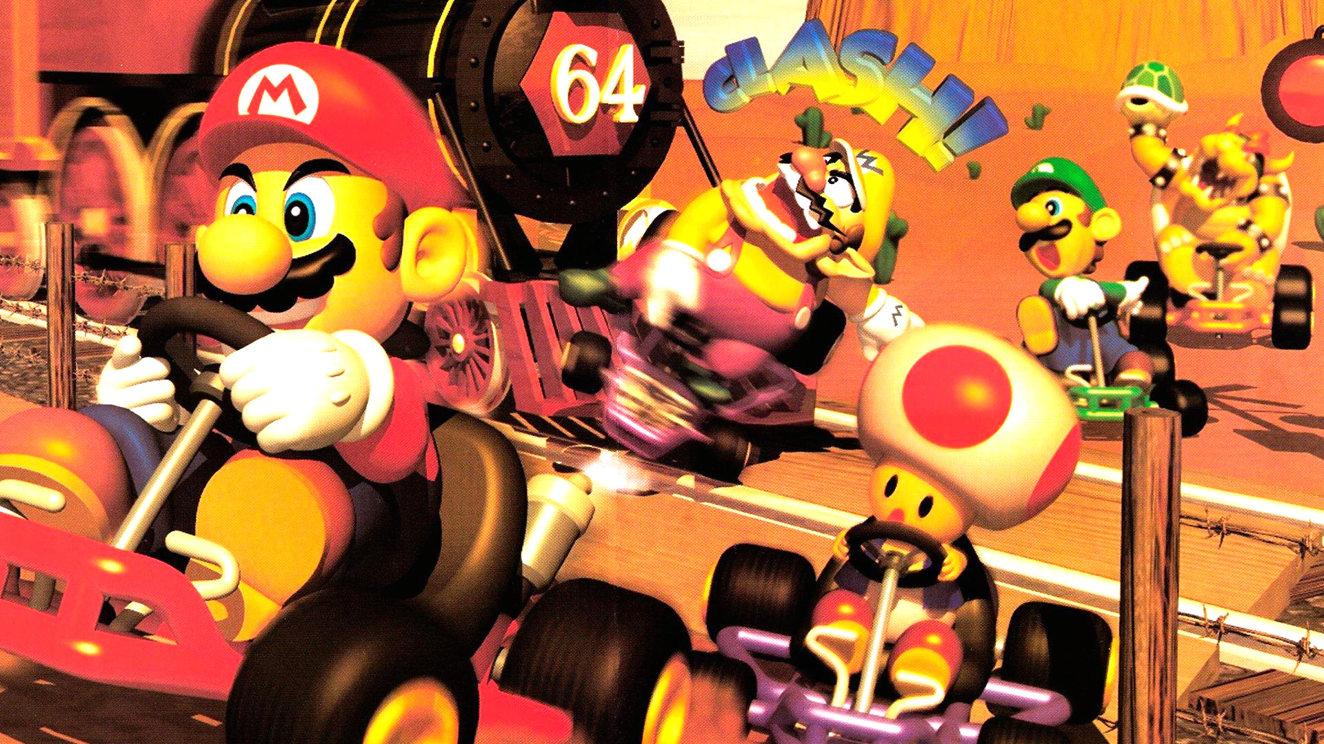 Retro Tracks for Mario Kart Retro DLC or Mario Kart 9