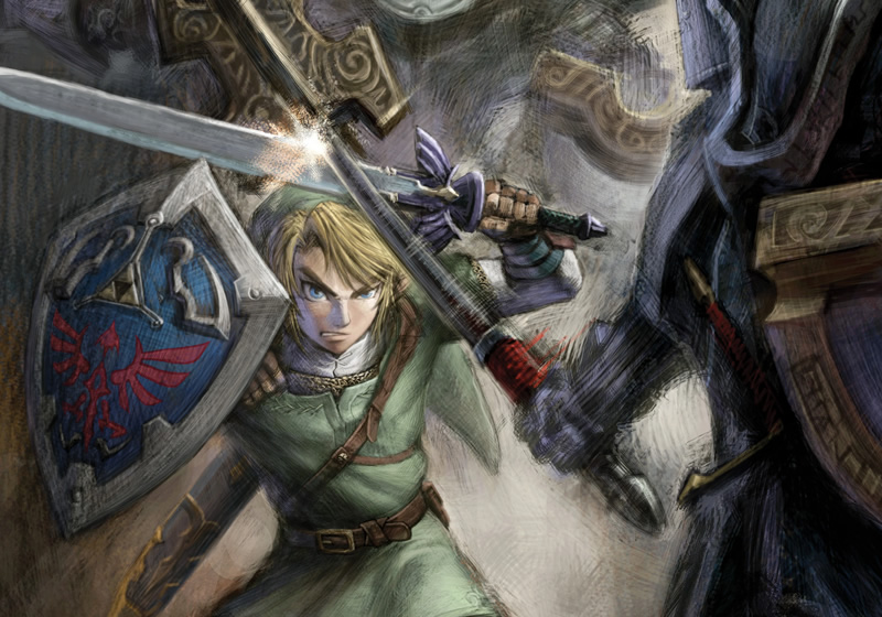Zelda 35th Anniversary Collection - Will Twilight Princess be added?