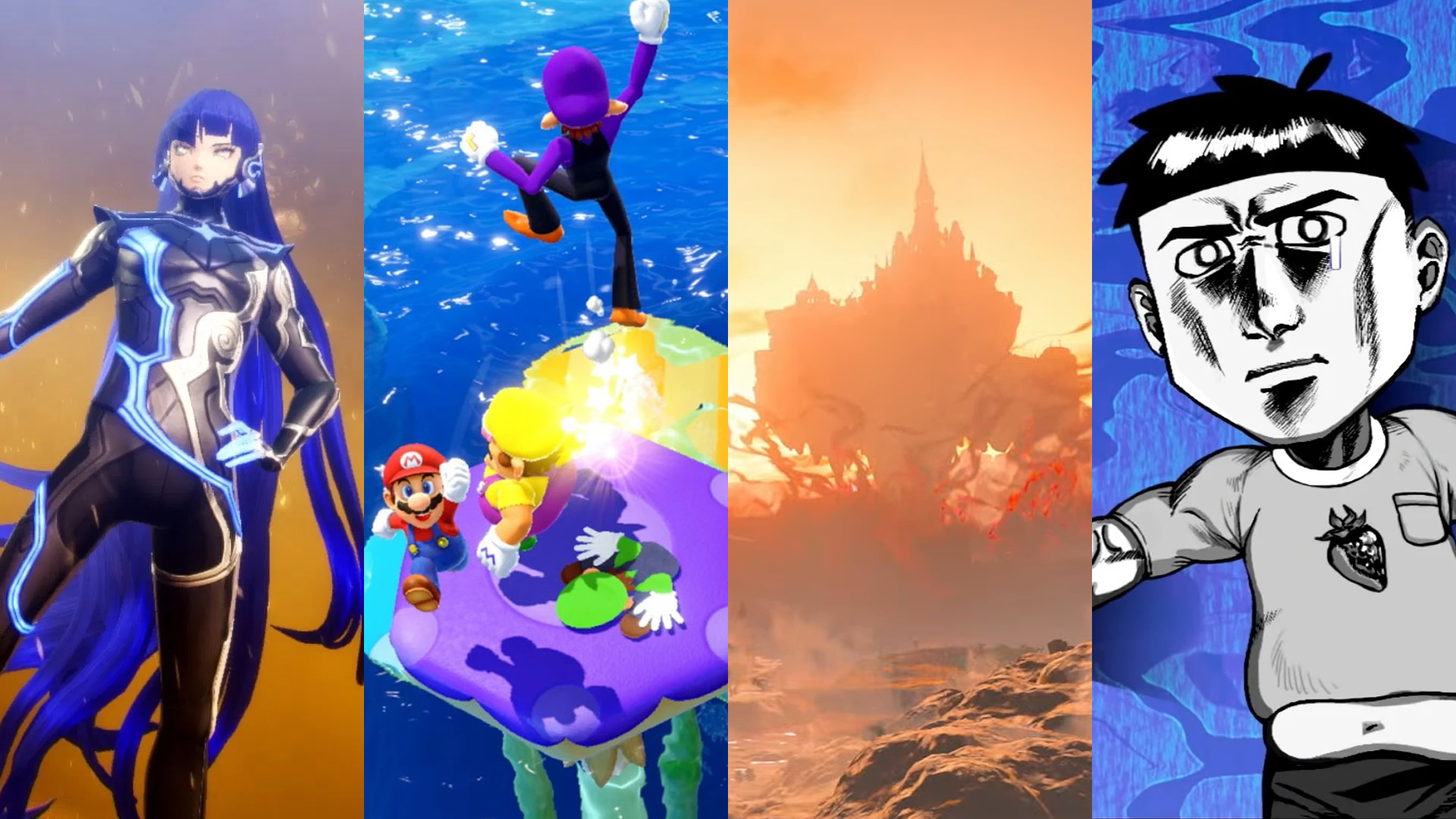 Nintendo E3 2021 Highlights, Reveals and Trailers