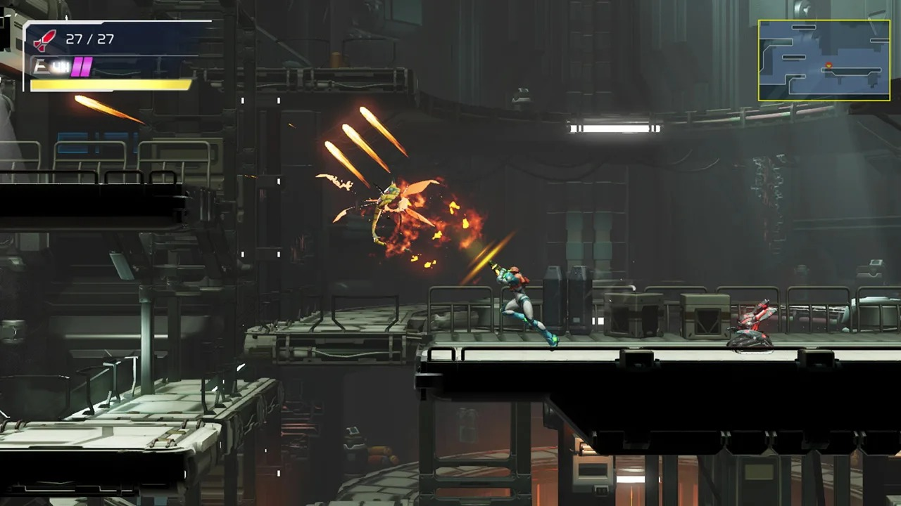 Metroid Dread was one of the E3 2021 Highlights