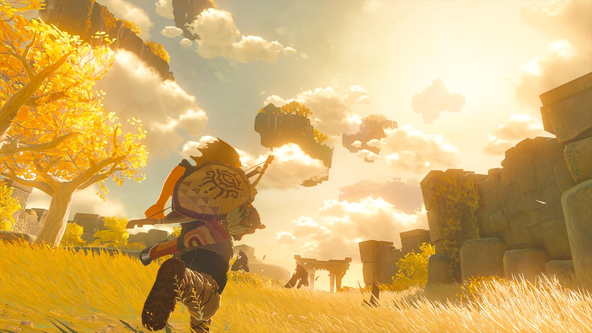 Nintendo showcased Breath of the Wild 2 at E3