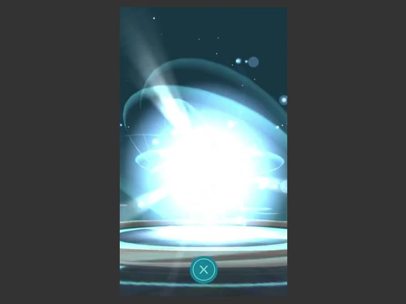 Pokemon GO Animation Skip needed
