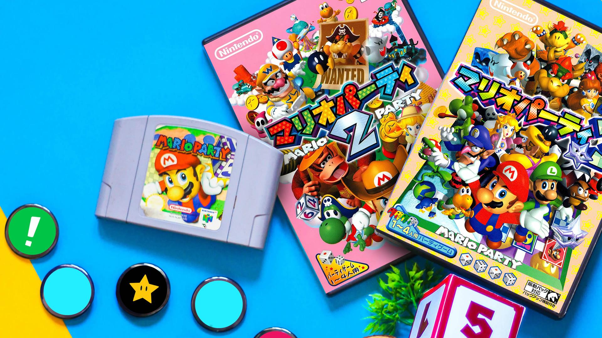 Mario Party Superstars DLC Predictions