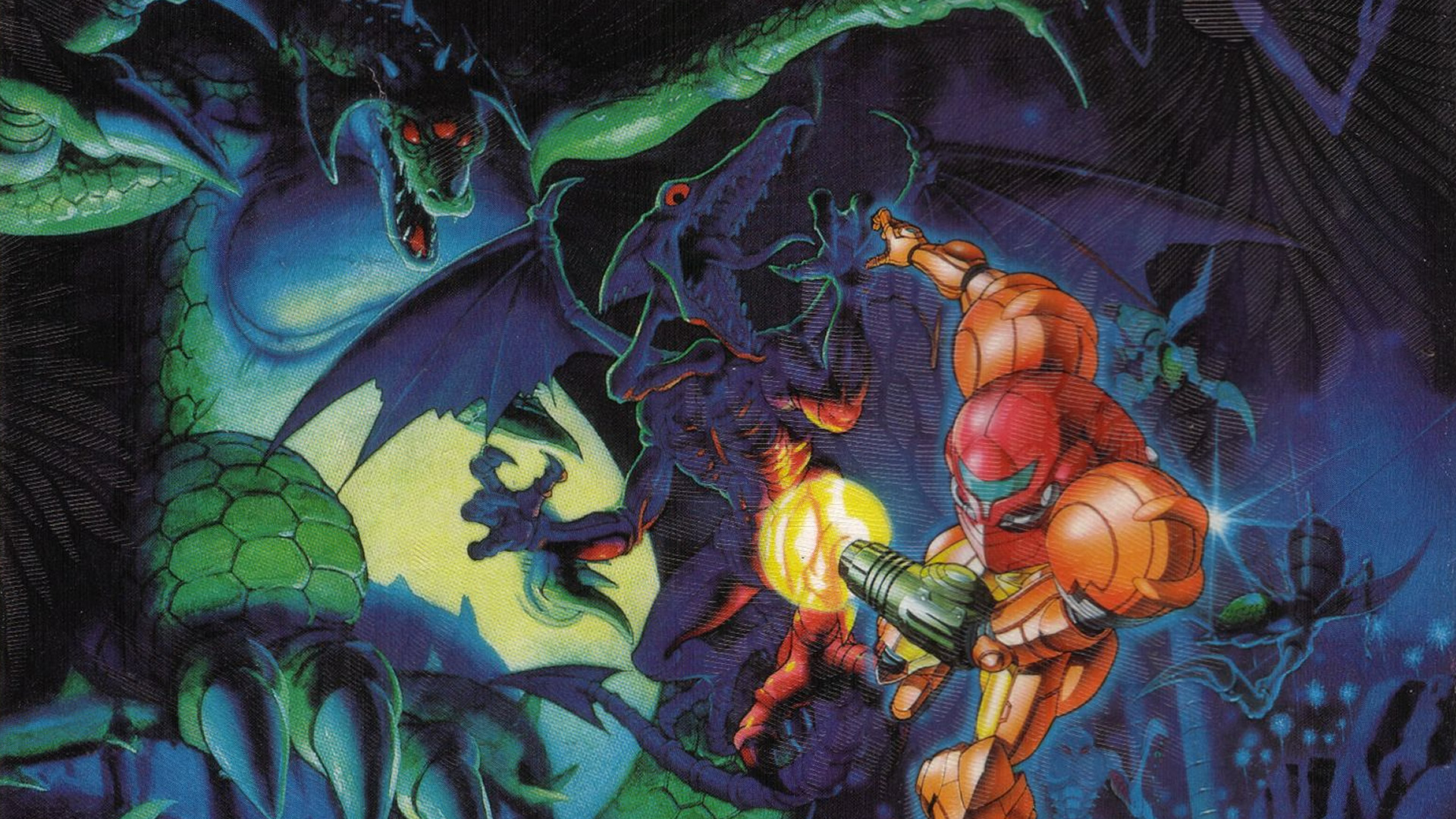 Metroid History: How Nintendo Made Metroid and Samus