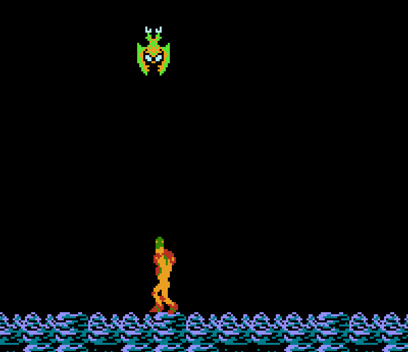 Looking at Metroid history with the iconic NES Metroid