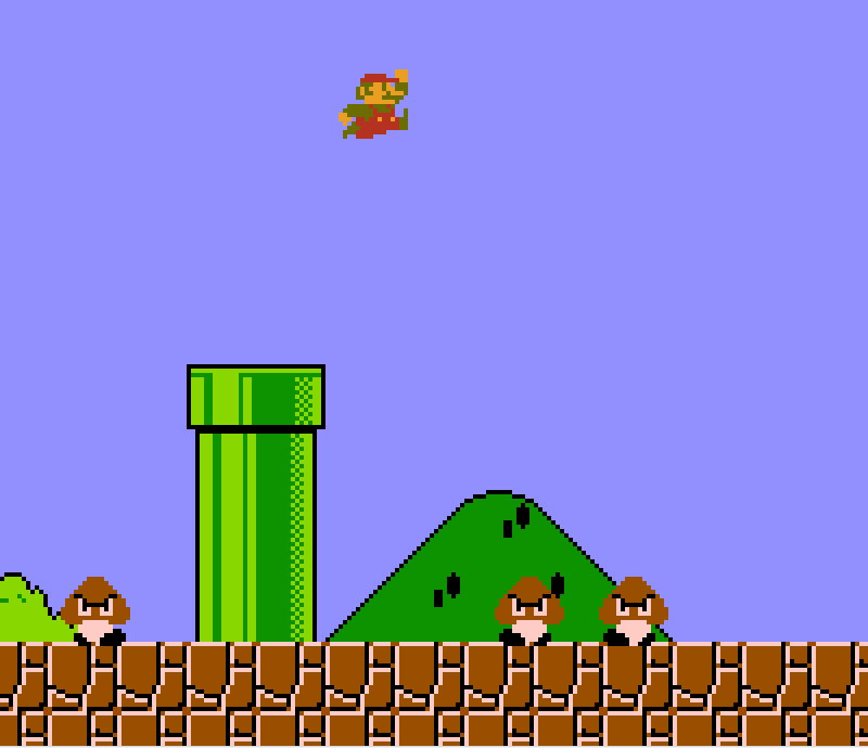 How Nintendo pioneered 2D Platforming with Mario and Metroid